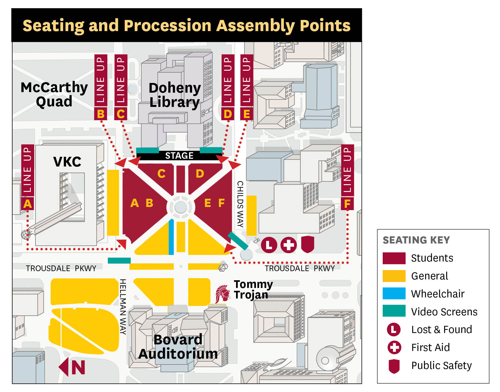 Full Image Wallpapers » map of usc | HD Images
