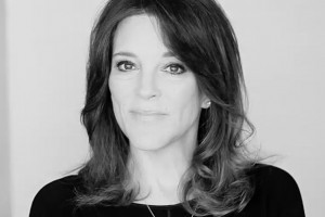 Marianne Williamson, Photo Credit: Matthew Rolston.