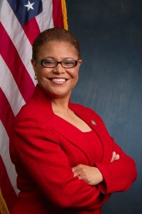 Karen Bass, United States Congress member